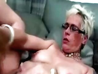 Horny Matures Wifey Squirts All Over Her