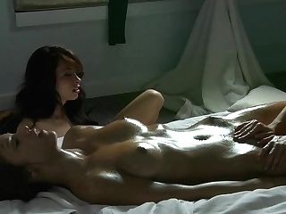 Oiled Lesbos