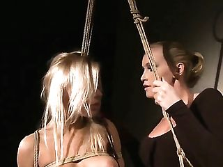 Blonde Porn Industry Star Nikky Thorne Doing Dirty Things With...